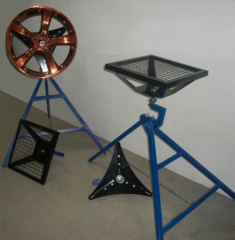 Малярный поворотный стол своими руками 10